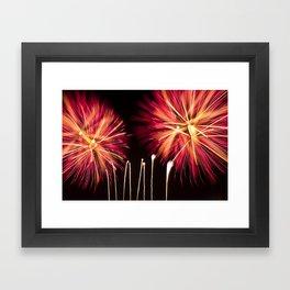 Efflorescence 35 Framed Art Print