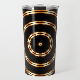 Golden Eye Travel Mug