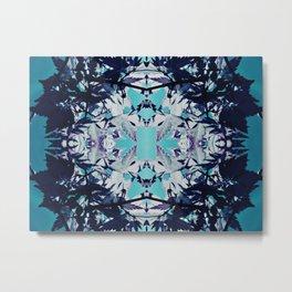 Blue Reef Metal Print