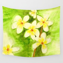 Heavenly scents Wall Tapestry