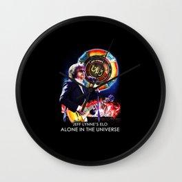 Jeff Lynne's ELO Tour Wall Clock