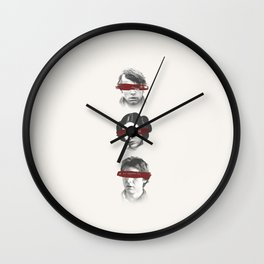 Original Trio Wall Clock