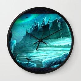 Kadath Wall Clock
