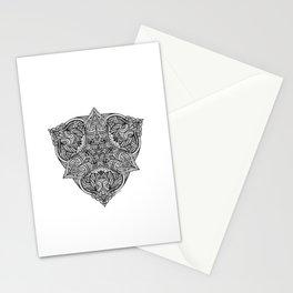 Sheild Stationery Cards