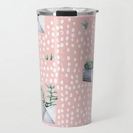 Cactus Pattern 04 Travel Mug