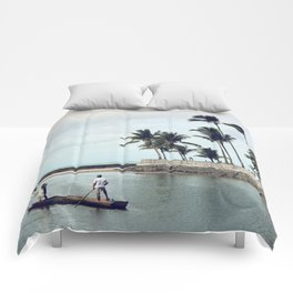 Sail | Arraial d'ajuda | Brazil Comforters