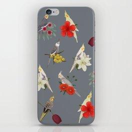 Cockatiels Galore iPhone Skin