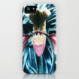 Orchid Passion iPhone Case