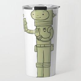 Zulu The Last Interdimensional Time and Space Explorer Travel Mug