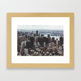 Empire II Framed Art Print