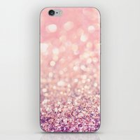 blush iPhone & iPod Skins featuring Blush by Lisa Argyropoulos