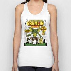 The Mischievous Gremlin Unisex Tank Top