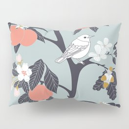 MAMA ROSA GARDEN - BIRD Pillow Sham