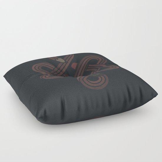 Endless Creativity Floor Pillow