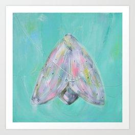 Day Moth Art Print
