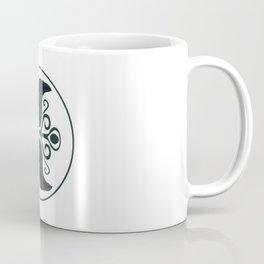 Odin's Ravens (Memory and Thought) Coffee Mug