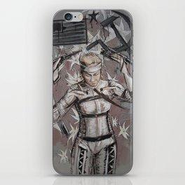 The Boss - MGS4 iPhone Skin