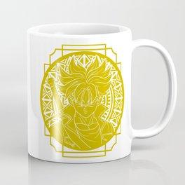 Stained Glass - Dragonball - Mirai Trunk Coffee Mug