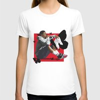 kendrick lamar T-shirts featuring Kendrick Lamar by MikeHanz