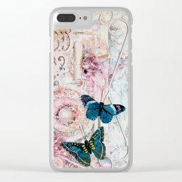 What Dreams May Come No. 2 by Kathy Morton Stanion Clear iPhone Case