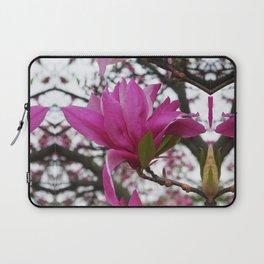 Magnolia sky Laptop Sleeve