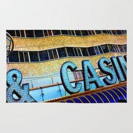 Pieces of Vegas Rug