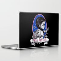 ahs Laptop & iPad Skins featuring Ma Petite by marziiporn