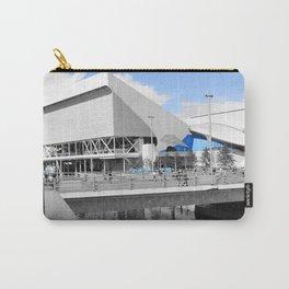 Aquatics Centre - London 2012 - Olympic Park Carry-All Pouch