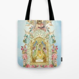 Holy cats! Tote Bag