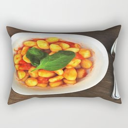 Gnocchi Rectangular Pillow