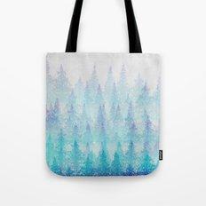 Mountain Hike Tote Bag