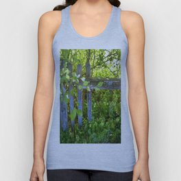 Rickety Fence Unisex Tank Top