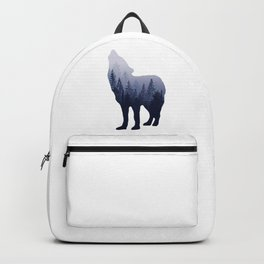 Wolf Forest Backpack