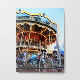 San Francisco Feels Pt.3 Metal Print