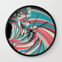 Chaos And Order Wall Clock