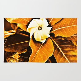 Tiare 'o Tahiti Rug
