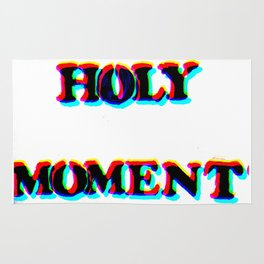 HOLY MOMENT Rug