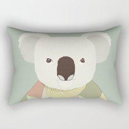 Whimsical Koala II Rectangular Pillow
