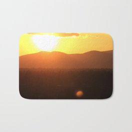 Steamboat Sunrise Bath Mat