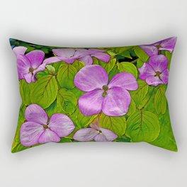 CORNUS KOUSA Rectangular Pillow