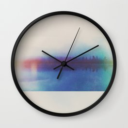 Fractions A47 Wall Clock