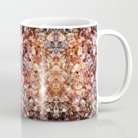 geode Mugs featuring Amethyst Geode Up Close by 319media