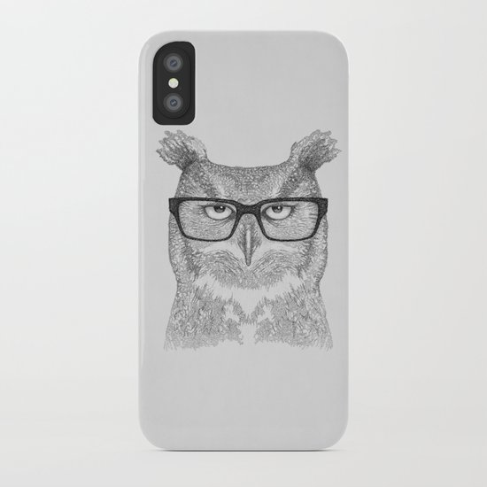Earnest iPhone Case