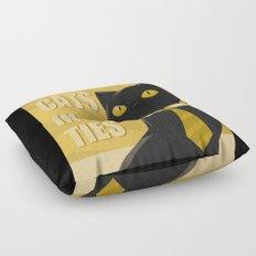 Cats in Ties - PSA Floor Pillow