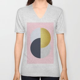 Modern abstraction XI Unisex V-Neck