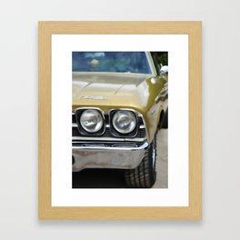 Musclecar No. 3 Framed Art Print