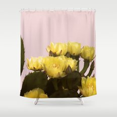 Prickly Pear #1 Shower Curtain