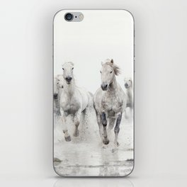 Ghost Riders - Horse Art iPhone Skin