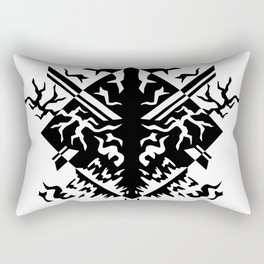 The Elements Rectangular Pillow