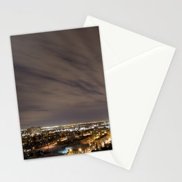 City Nights. Stationery Cards